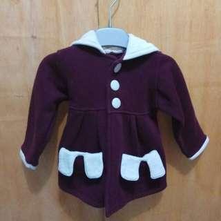 Baby korean coat