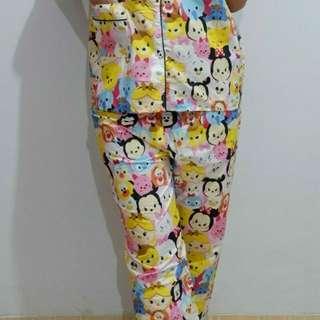 Pajamas pink tsum