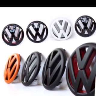 Volkswagen High Quality Emblem