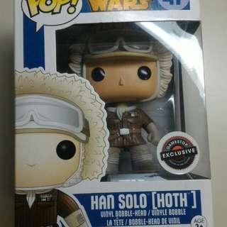Funko Pop Han Solo (Hoth)