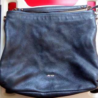 Authentic Black Coach Bag (Free Shipping within Metro Manila Only)
