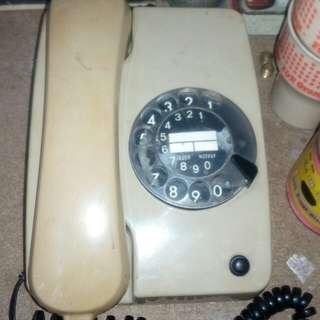 vintage siemens telephone 80's