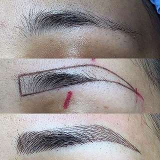 Embroidery Brow