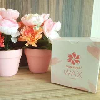 Authentic Sugarpot wax