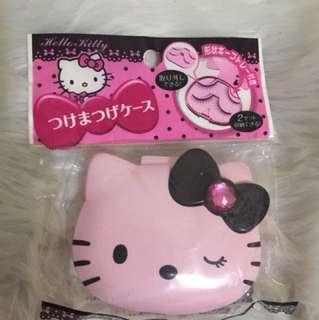 Hello Kitty False Eyelashes Compact Holder