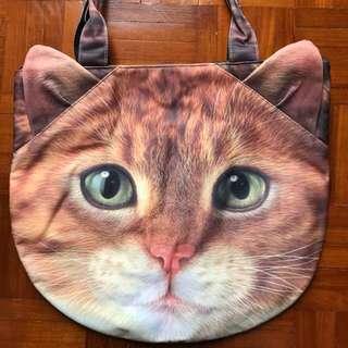 單肩貓貓袋