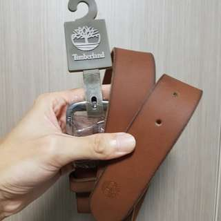 Timberland Leather Belt