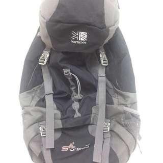 Original Karrimor Rucksack Backpack 65l+10l