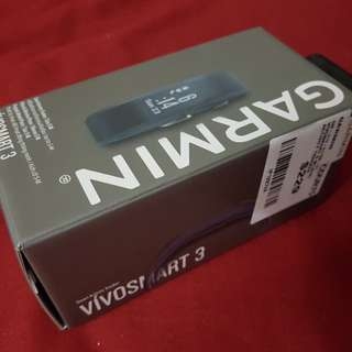Garmin Vivosmart 3 *New, opened only*