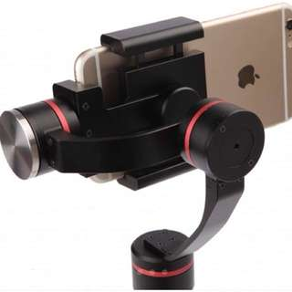 ✅ BNIB Portable 3 Axis Gimbal Stabiliser for smartphones