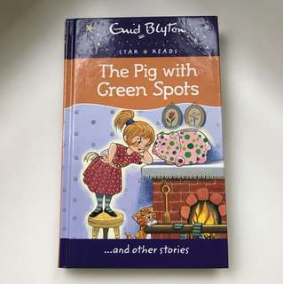 Enid Blyton - Pig with Green Spots