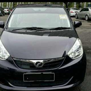 Perodua Myvi 1.3 Ezi (Auto)