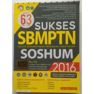 Buku SBMPTN SOSHUM 2016