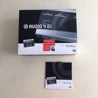 Audio 4 DJ