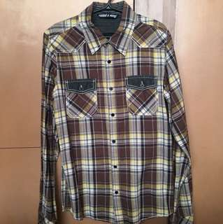 Folded & Hung Cowboy Polo