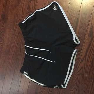 Large-Adidas Shorts