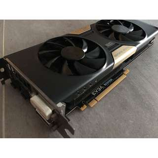 EVGA GeForce GTX 770 Superclocked w/ EVGA ACX Cooler