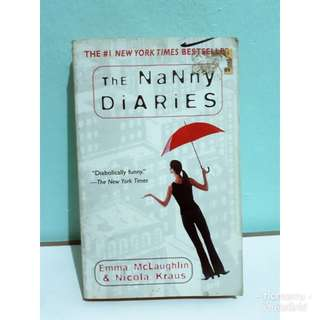 The Nanny Diaries by Emma McLaughlin & Nicolas Kraus