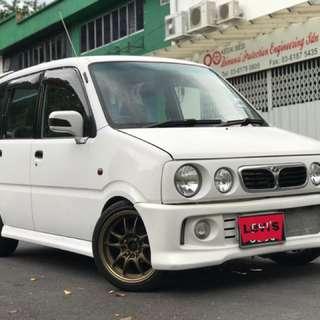 kenari auto 2001