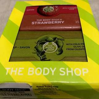 REPRICED!!! The Body Shop Soap