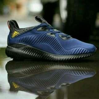Sepatu adidas alpabounce man premium