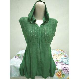 Greeny Hoodie