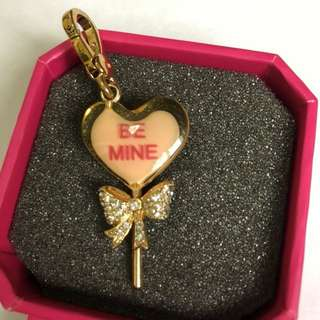 AUTHENTIC- Juicy Couture charm