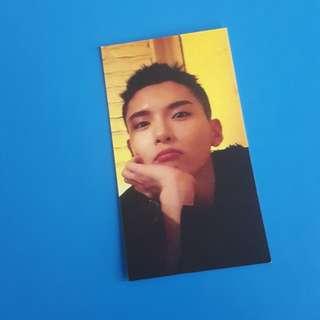 [WTT] Super Junior SS7 3 minute boyfriend Photocard by TrulyElfs SG