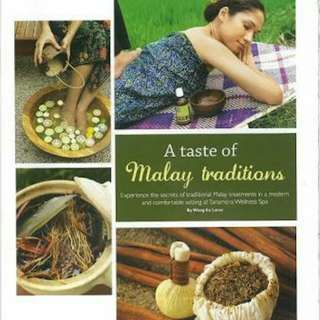 A Taste of Malay Tradition Treatment