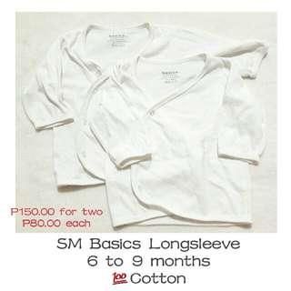 Longsleeve and busha pants