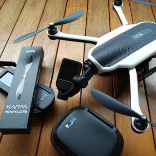 GoPro Karma Drone (Hero 6 optional)