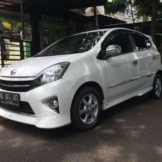 Toyota AGYA TRD Matic 2015