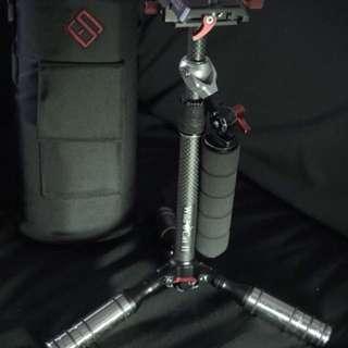 Camera Stabilizer, Gimbal - Ifootage Wildcat II