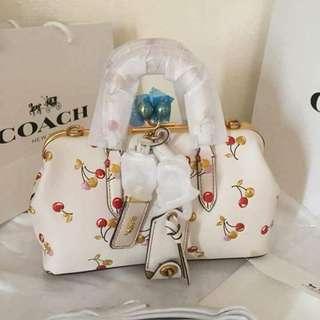 Coach sling bag limited ed