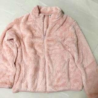 Uniqlo Girl fleece jacket