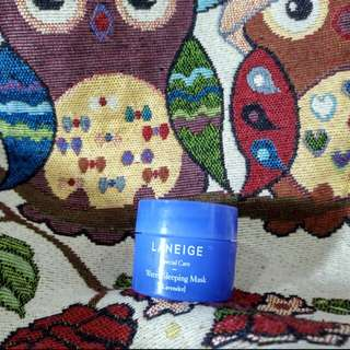 LANEIGE Korea original water sleeping mask 15ml