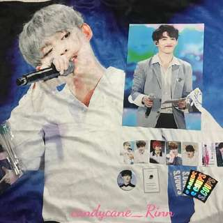 SEVENTEEN - SCOUPS PHOTO BLANKET from MY MIRACLE