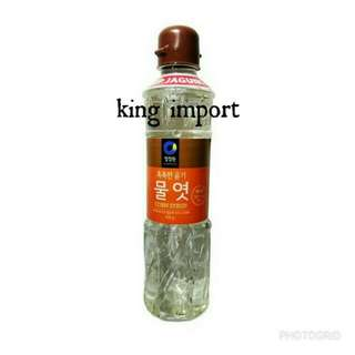 Daesang corn syrup 500gr/ Sirup jagung korea