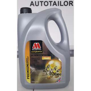 Millers Oils EE Semi Synthetic 10W40 (4L)