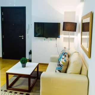 FOR RENT: 2 Bedroom unit at Aqua Residences