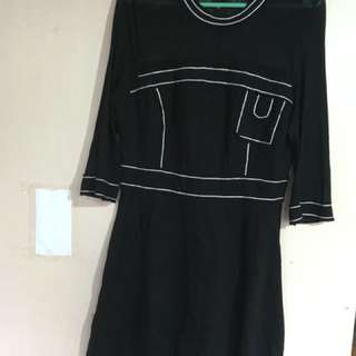Black and White Dress 2 for 150!!