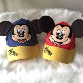 Kids Mickey Hat