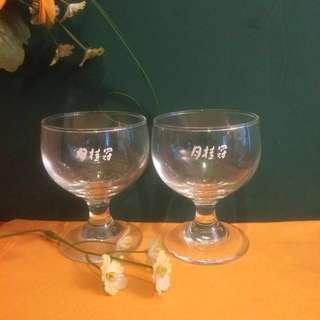 🆕 月桂冠 Gekkeikan sake wine cup goblets
