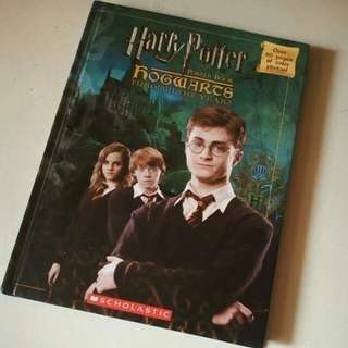 Harry Potter poster book.