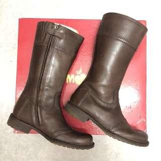 全新女童靴30碼