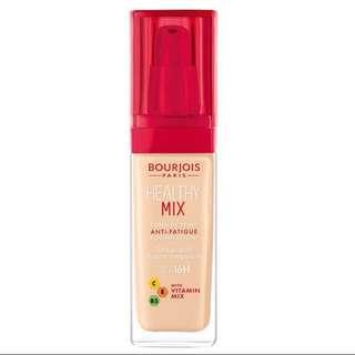 Bourjois Healthy Mix Foundation Anti- Fatigue