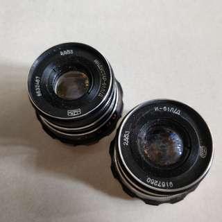 Industar-61 (2 units)