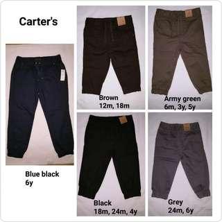 Carter's Jogger Slack