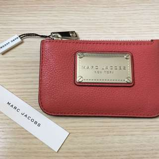 [Real & New] Marc by Marc Jacobs coins bag wallet 銀包 散子 鎖匙包