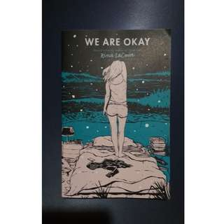 Preloved Book - We Are Okay by Nina Lacour
